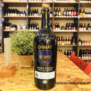 Chimay Blue Barriques