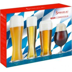 詩貝客樂品飲大師啤酒杯禮盒組(4入)Spiegelau Beer Connoisseur