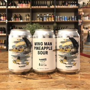Wing Man Pineapple Sour