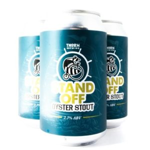 Stand Off Oyster Stout