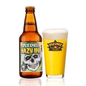 Lost Coast Hazy IPA