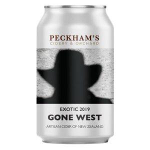 Gone West Cider