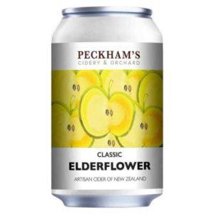 Cider with Elderflower