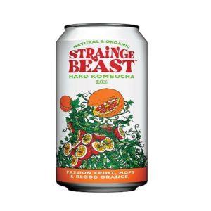 Strainge Beast Passionfruit