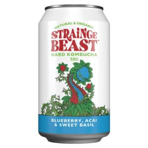 Strainge Beast Blueberry