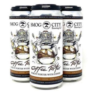 Smog City Coffee Porter(Can)
