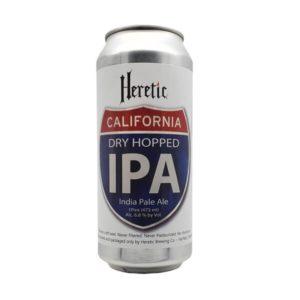 Heretic California Dry Hopped IPA
